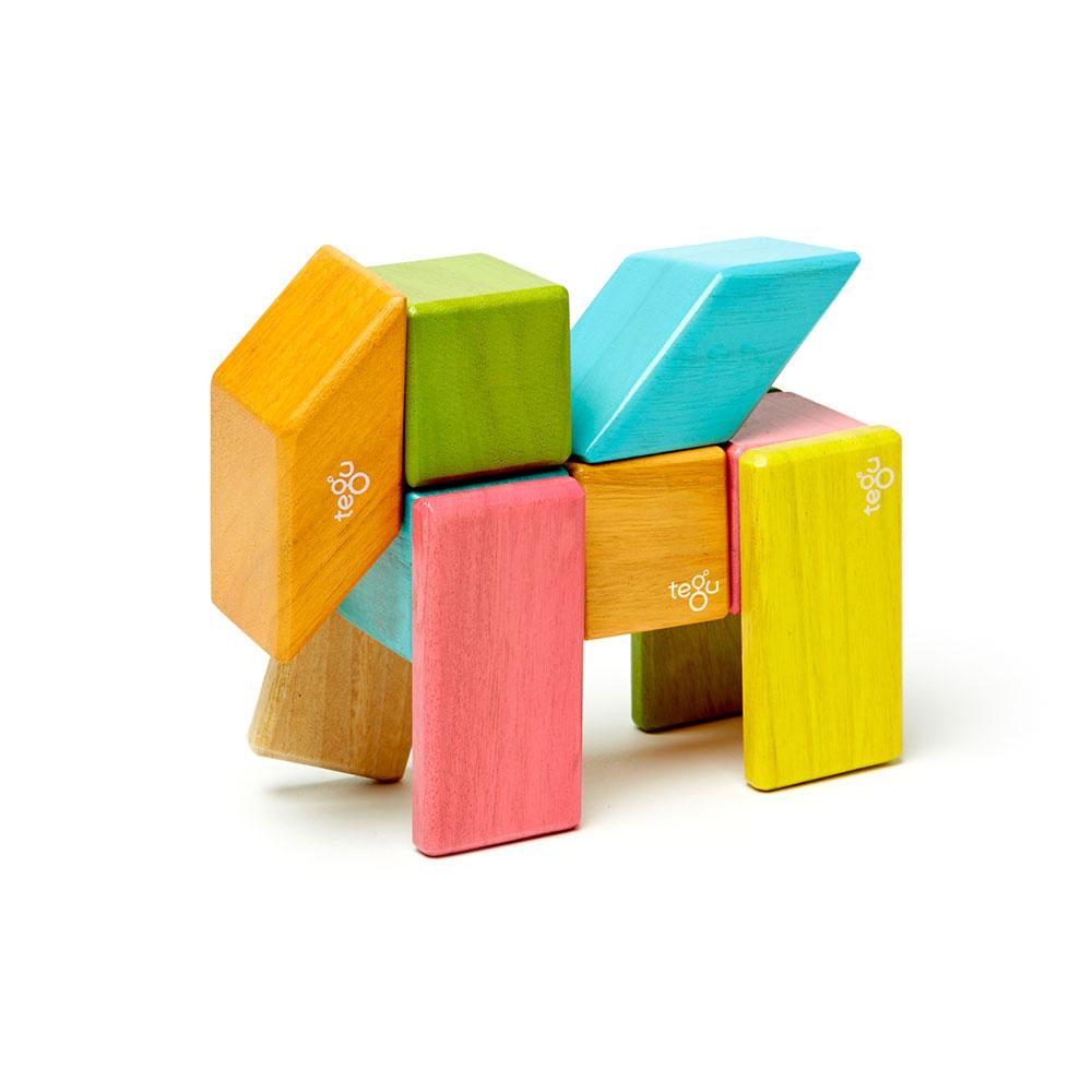 Magnetická stavebnica 24ks Tints