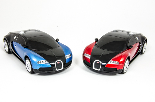 RC Bugatti Veyron Grand Sport auto na diaľkové ovládanie 1:24 (RC modely)