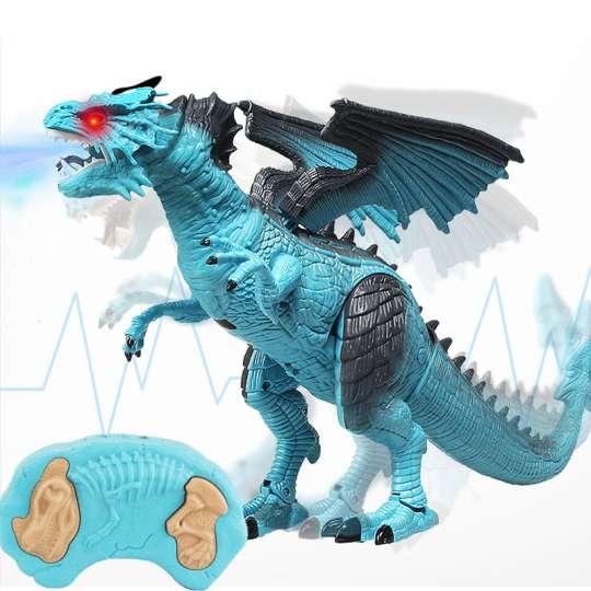 RC dinosaurus Smok