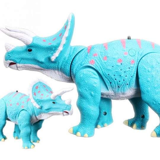 RC dinosaurus Triceratops