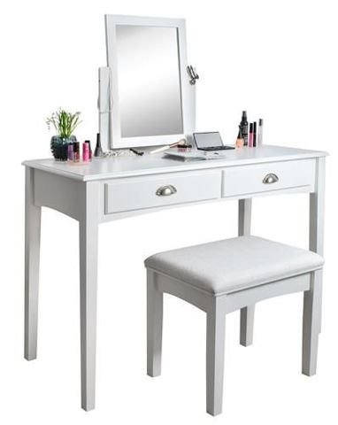 Toaletný kozmetický stolík Modern Style